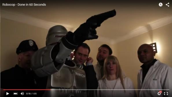 Robocop - Done in 60 Seconds 2013