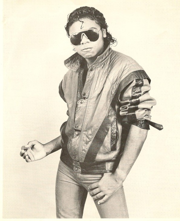 Keith Pretty publicity poster 1987