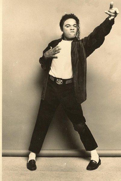 keith preddie as Michael Jackson 1