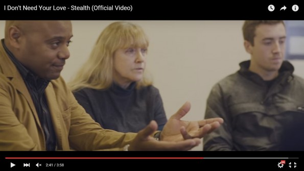 Stealth I dont need your love dec 2015